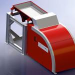 X-Ray sorter, metal recycling, aluminium sorting, aluminium