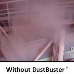 Dust Suppression, Staubunterdrückung