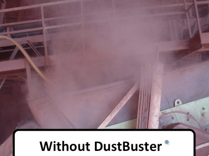 without-dustbuster